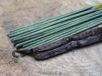 Absolute Madagascan Vanilla Incense