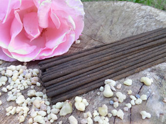 Absolute Frankincense & Rose Incense