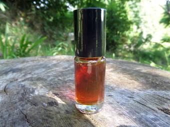 Organic Natural Perfume Roll Ons