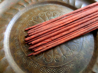 Absolute Amber Incense