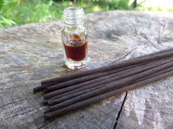 Absolute Black Agarwood Incense