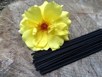 Absolute Yellow Rose Incense