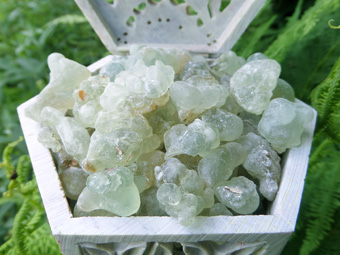 Organic Green Frankincense Resin