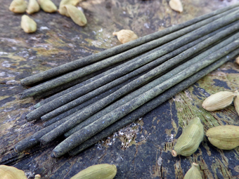 Ultimate Cardamom & Vanilla Incense