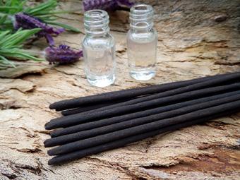 Pure Perfume Oils - Natural Incense Sticks and Perfume