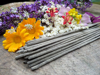 Absolute Wild Flowers Incense
